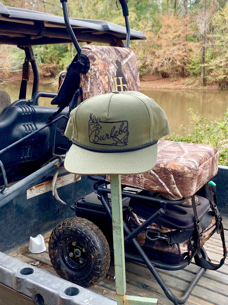 Burlebo Patch Hat