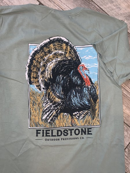 Fieldstone Turkey Tee
