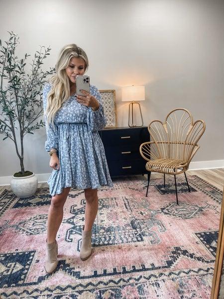 Talk The Walk Dress