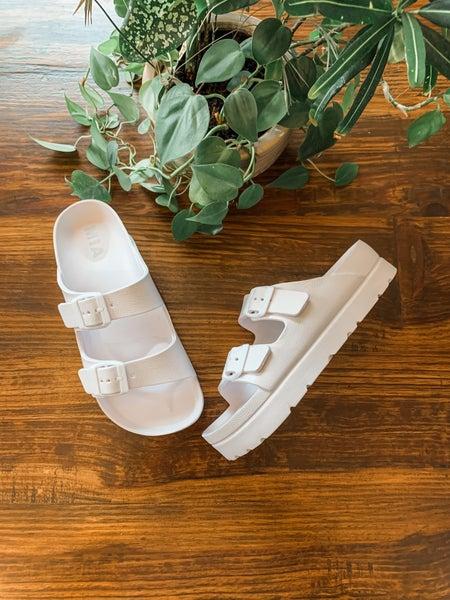 The Comfiest Sandal