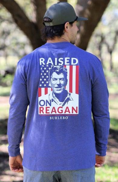 Raised On Reagan LS Tee *Final Sale*