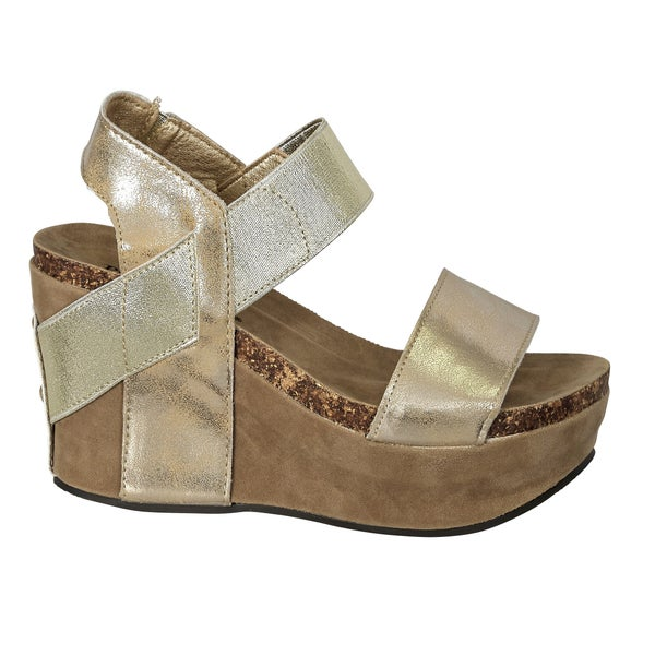 The Famous Gold Wedge