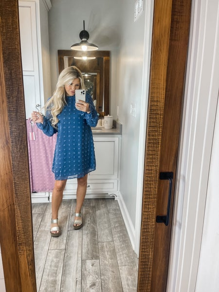 In For The Long Haul Dress