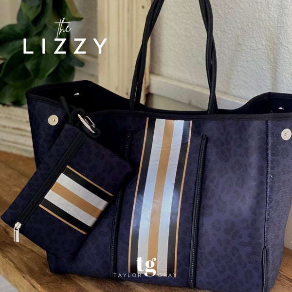 """""""Lizzy"""" Neoprene Tote"""
