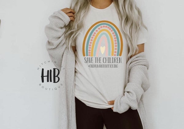 Save The Children Tee *Final Sale*