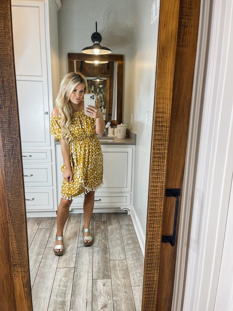 Brighten My Mood Dress