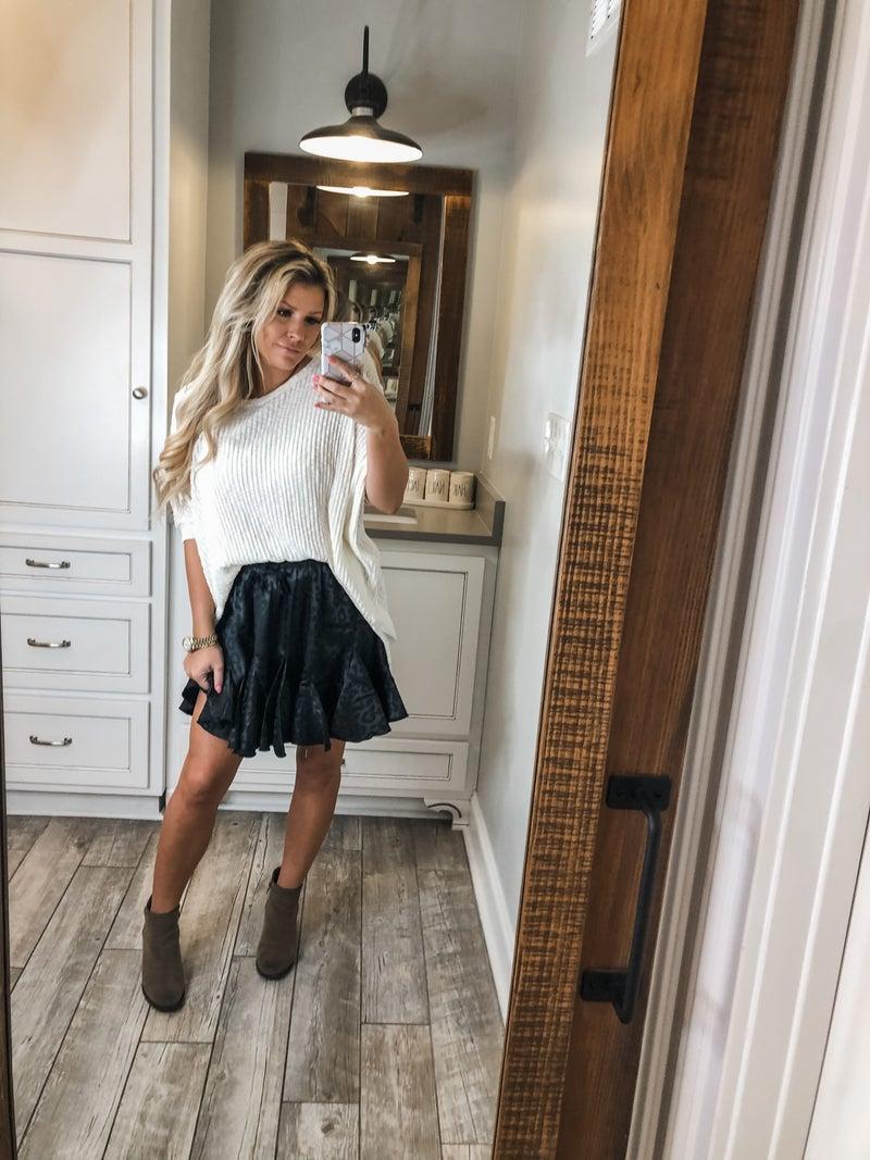Full Of Sass Skirt *Final Sale*
