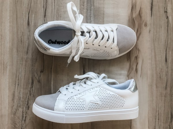 Bright and Basic Sneaker