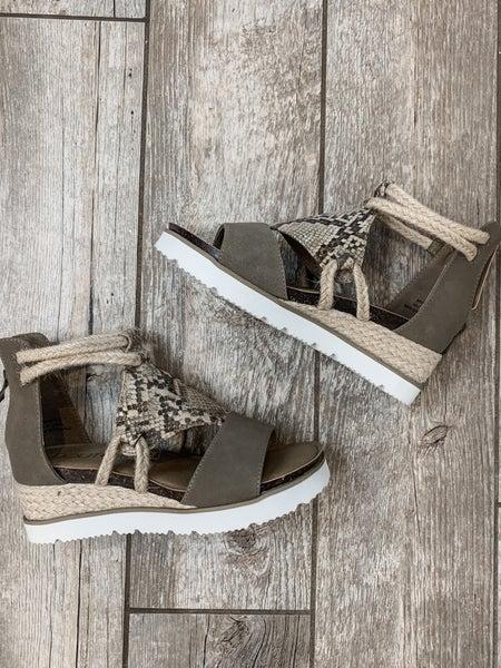 Sneak Past Sandals *Final Sale*