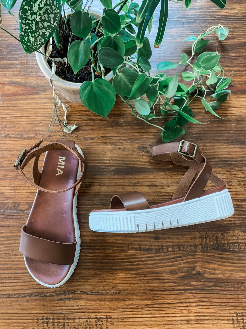 Go With The Flow Sandals