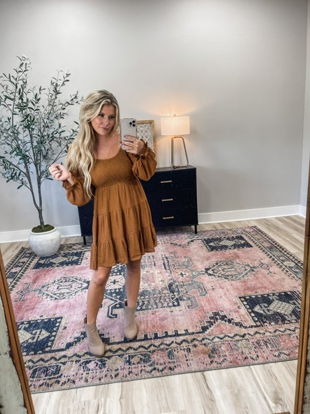 Something Different Dress