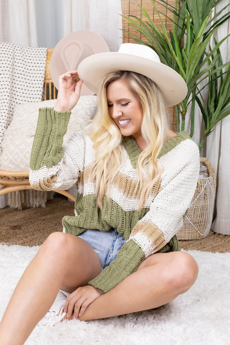 Blogger Babe Sweater