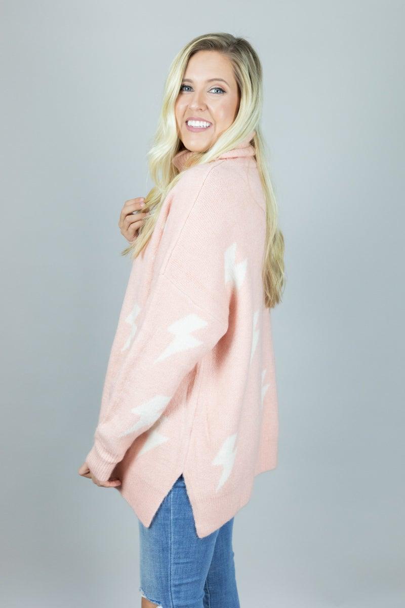 Striking Beauty Sweater