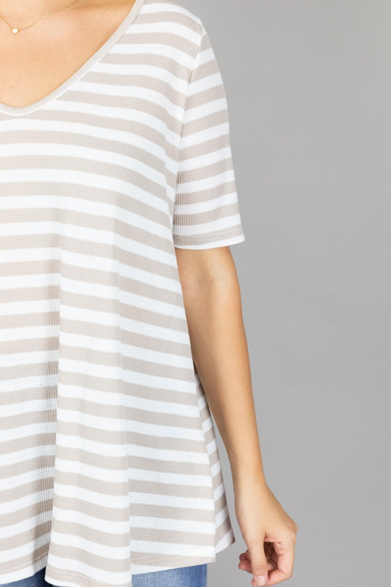 Striped Cutie Tee