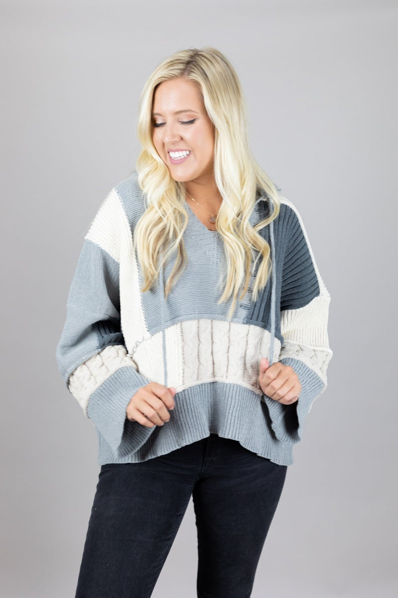 Frosted Mornings Sweater