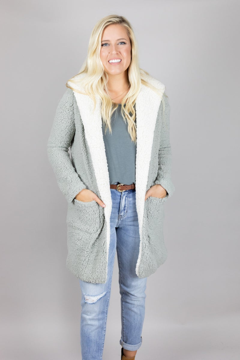 In the Clouds Jacket