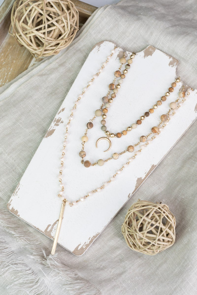 Layer It All Up Necklace