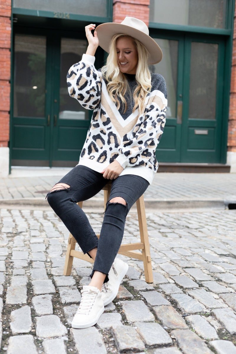 Wild Roots Sweater
