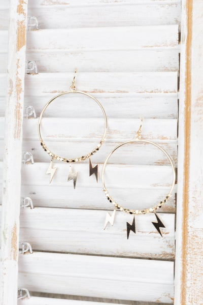 Flirty and Funky Earrings