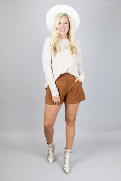 Turn Up the Sass Shorts
