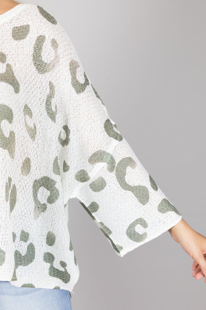 Cheetahs Never Win Lightweight Sweater
