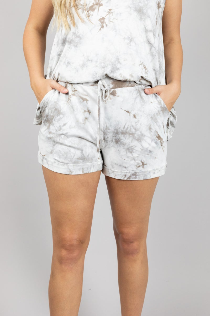 In Love with Neutrals Shorts