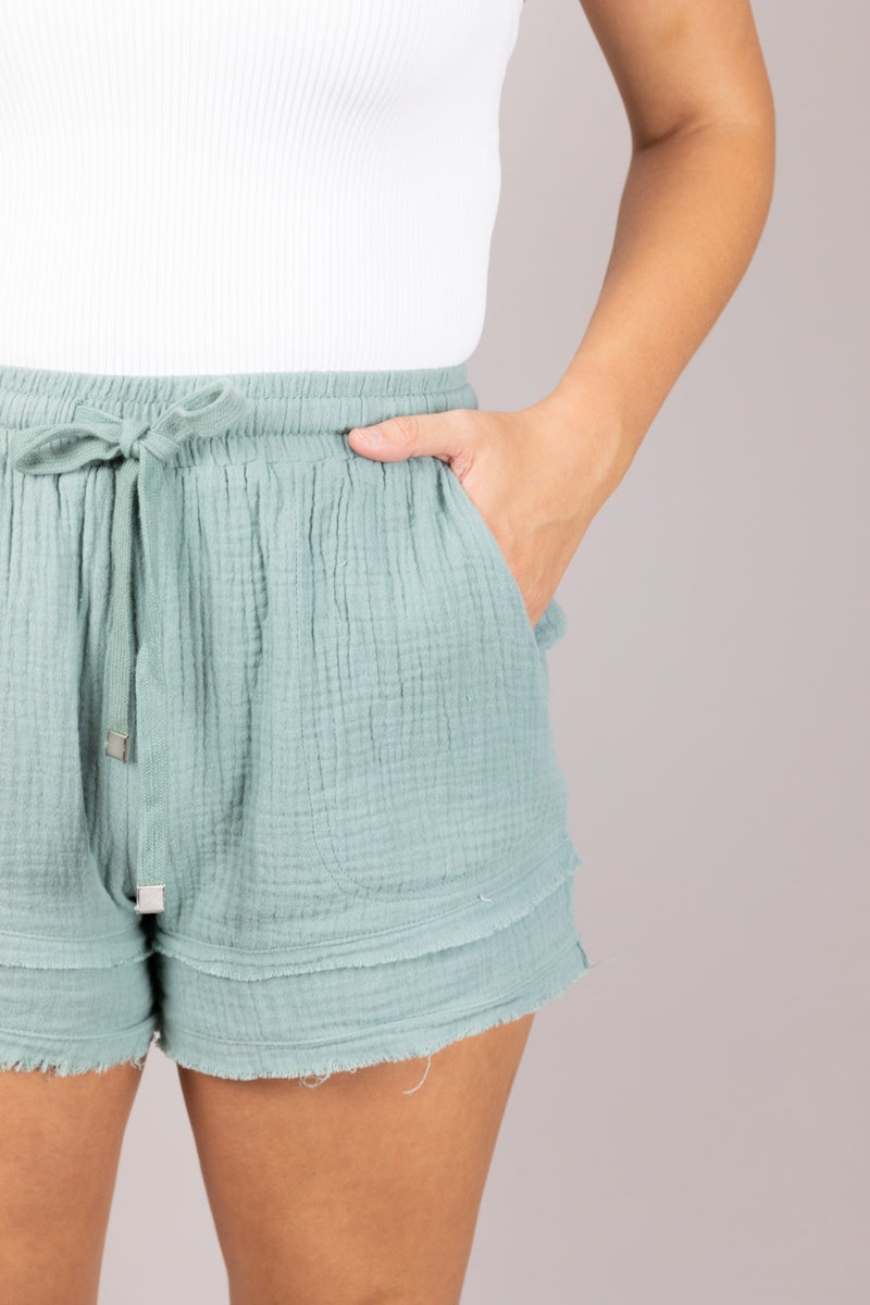 Count on Comfort Shorts