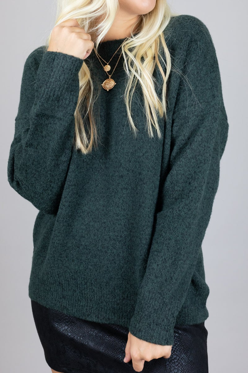 Clean Slate Sweater