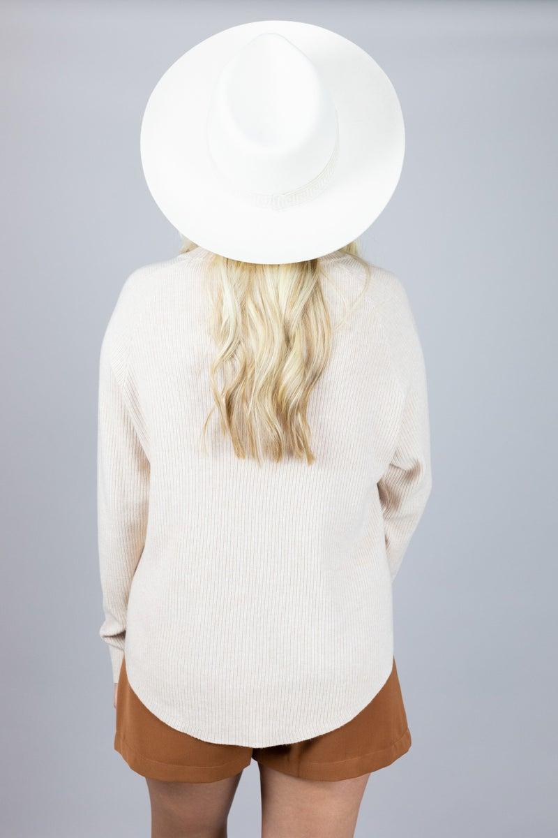 Change of Plans Lightweight Sweater