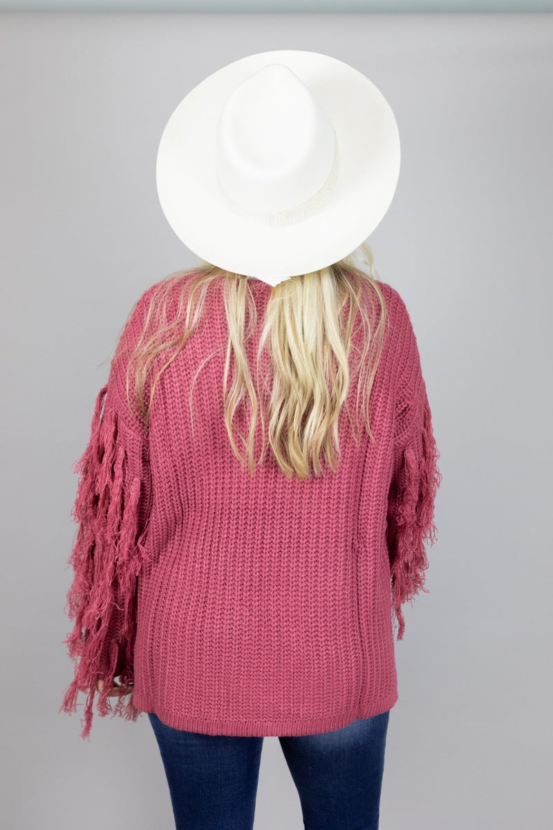 Bold Statements Sweater