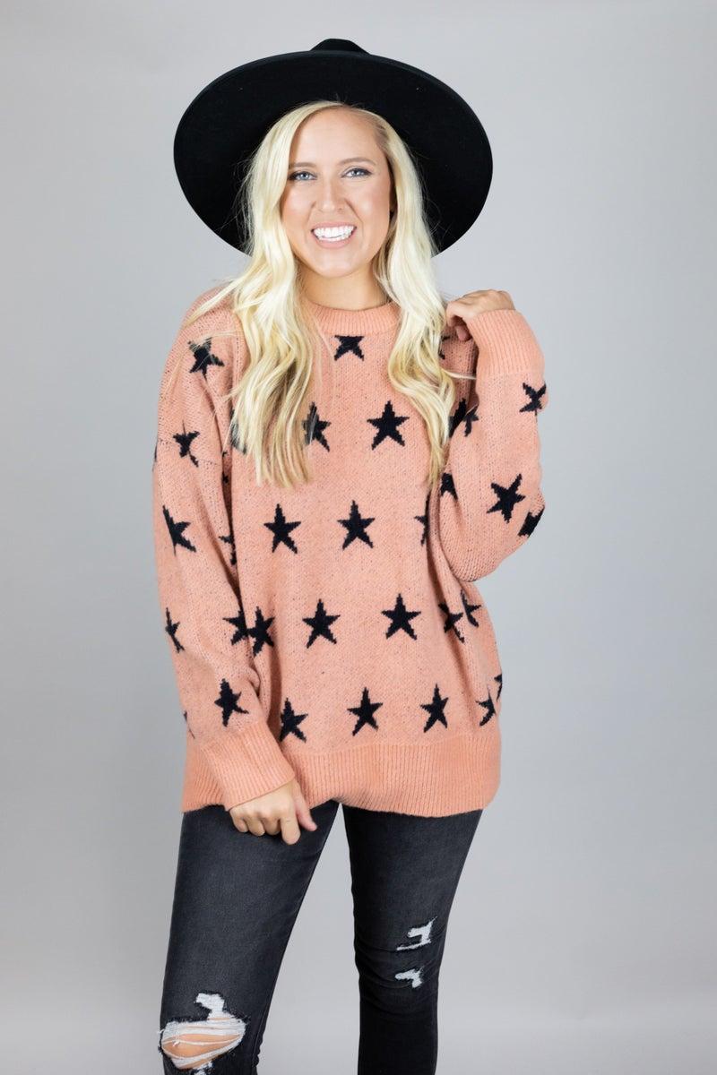 Star Struck Sweater
