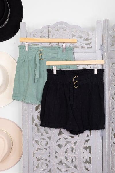 Sweet Summer Style Shorts
