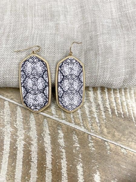 Drops of Style Earrings