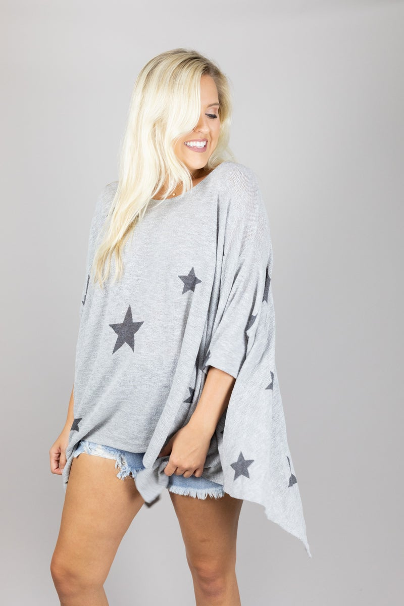 Starry Eyed Top
