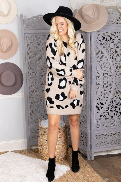 Impeccable Style Sweater Dress