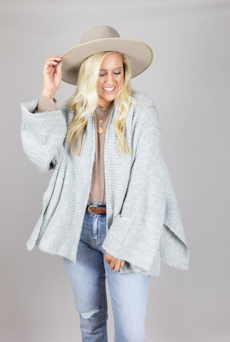 All Wrapped Up Cardigan