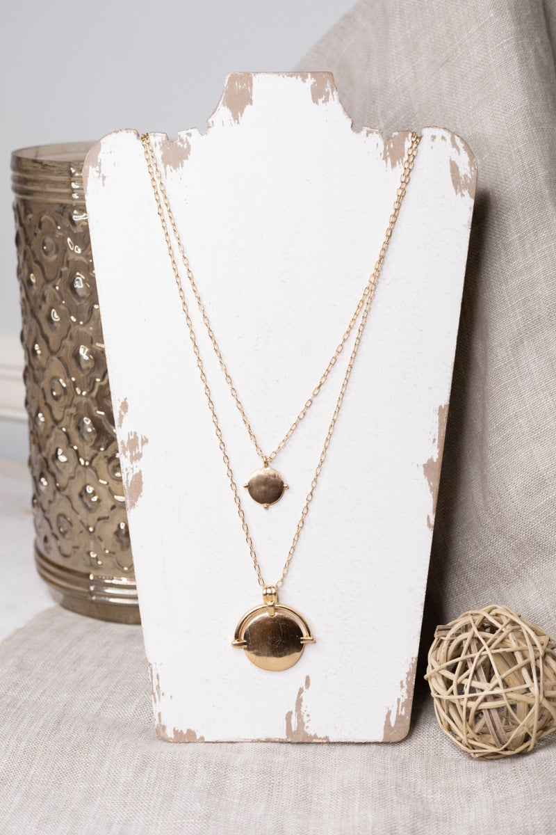 Passing Time Necklace