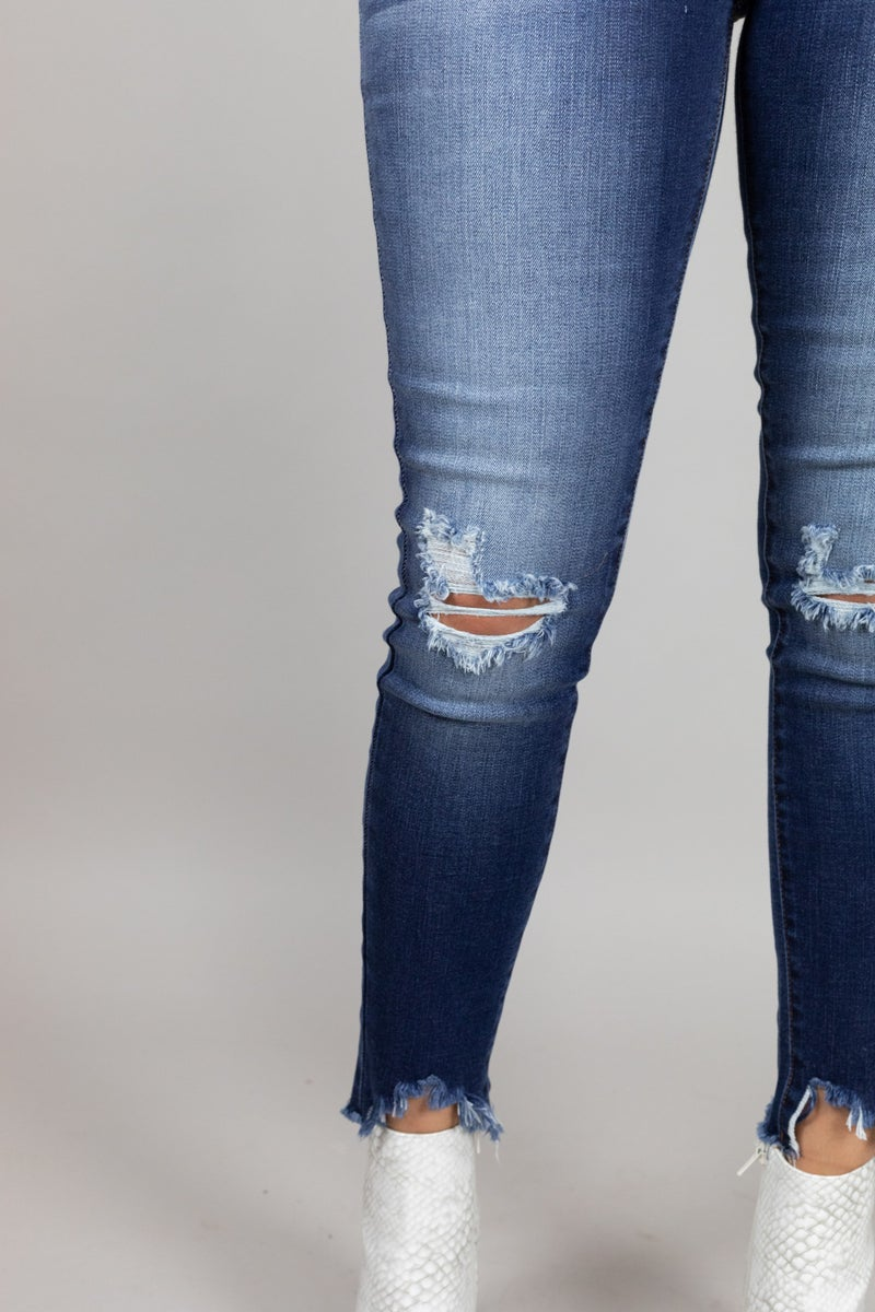 Outfit in a Snap Jeans *Final Sale*