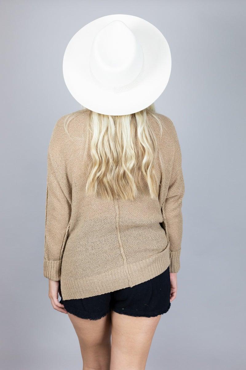Casual Cutie Lightweight Sweater *Final Sale*