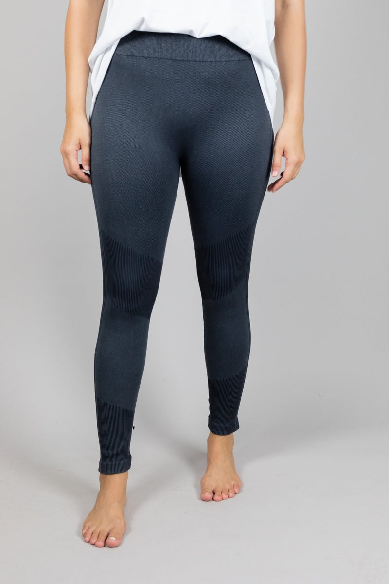 Relaxed & Ribbed Leggings *Final Sale*