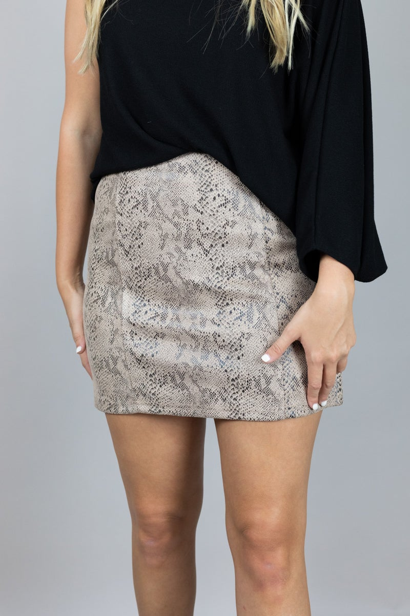 Wild About Fashion Skirt