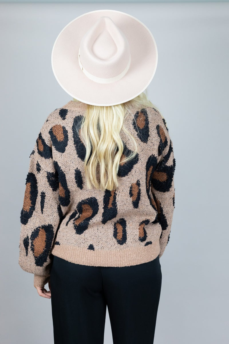 Living Wildly Sweater