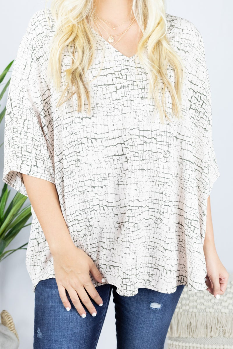 Classically Chic Top