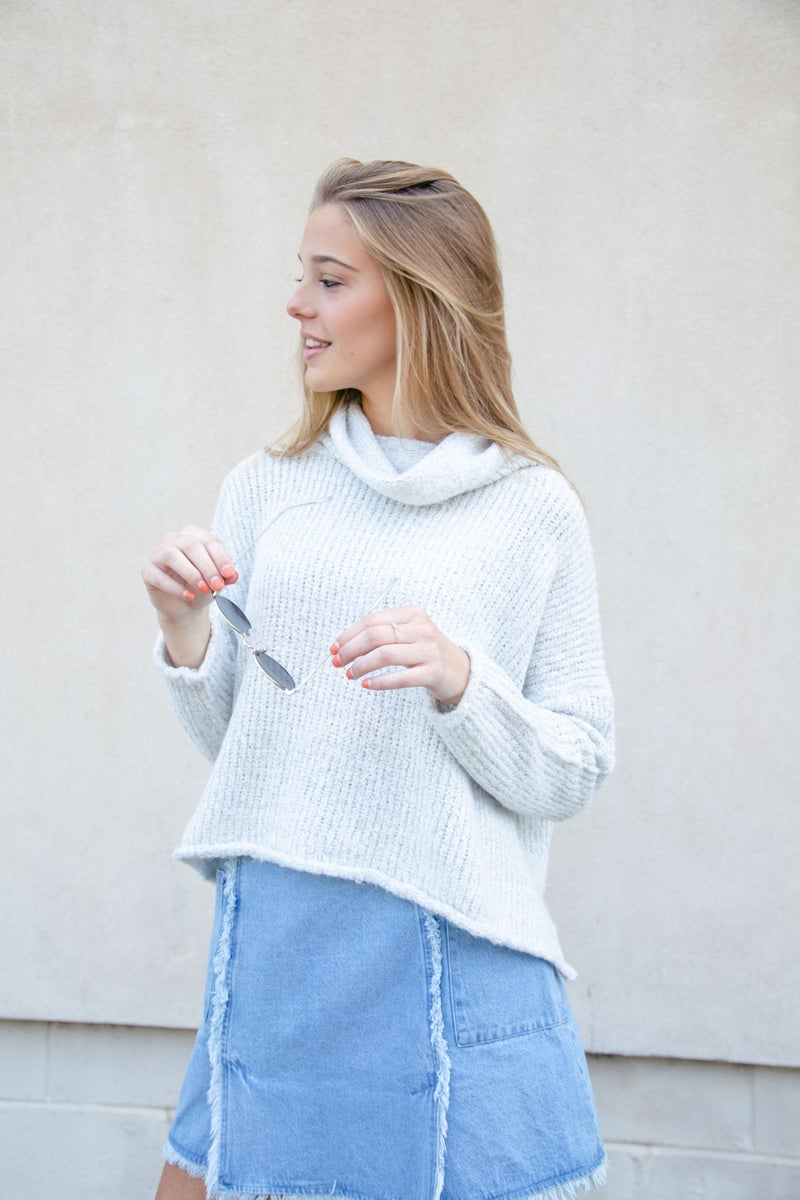 Easy Does It Sweater
