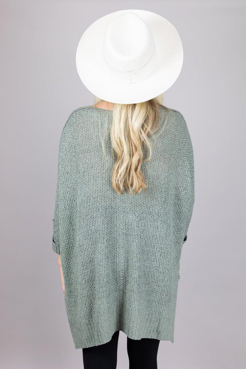 Ready To Go Lightweight Sweater