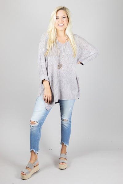 Ready To Go Lightweight Sweater