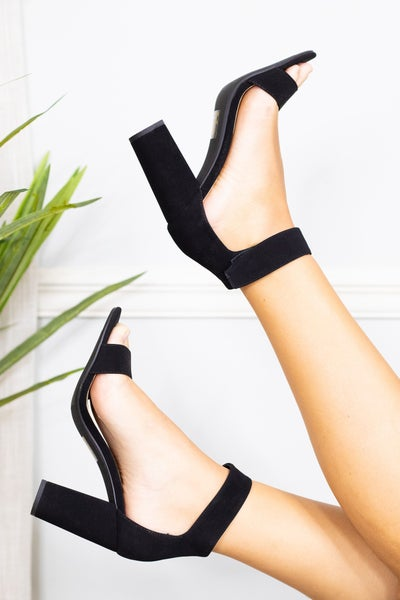 Out For The Night Heels *Final Sale*