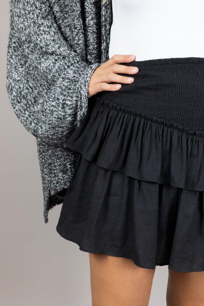 Ruffle My Feathers Skirt