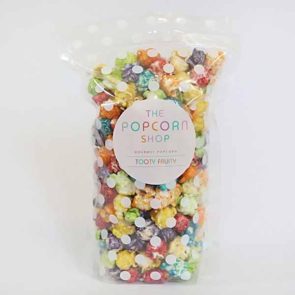 Tooty Fruity Popcorn