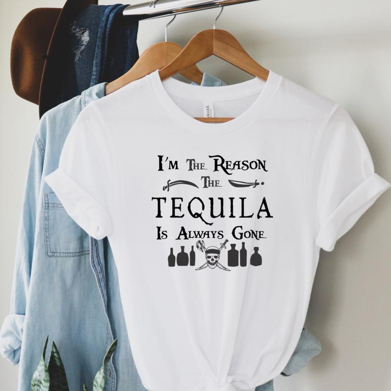 Tequila reason